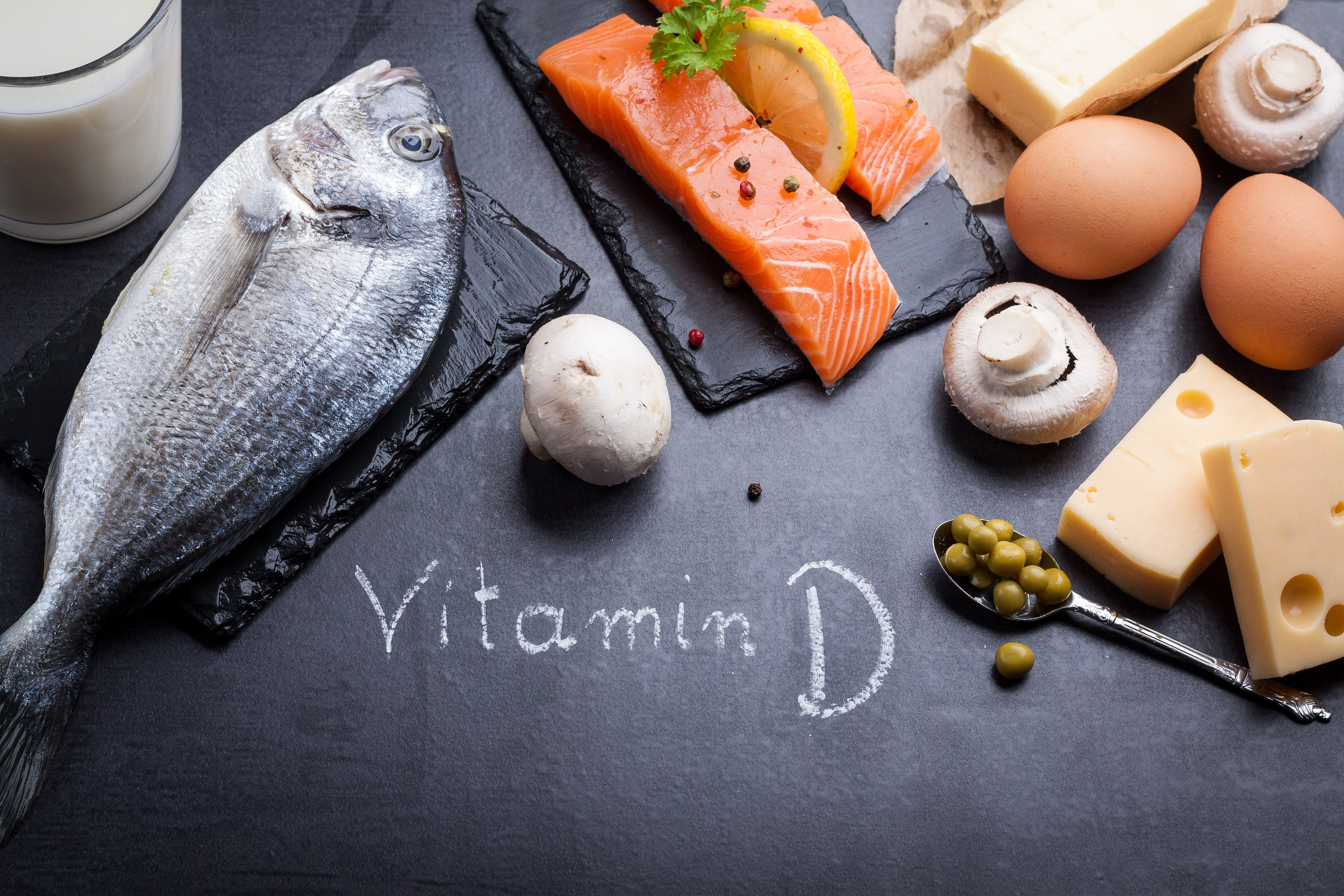Vitamin D | 7 Top Vitamin D Rich Foods Which Should be a Part of